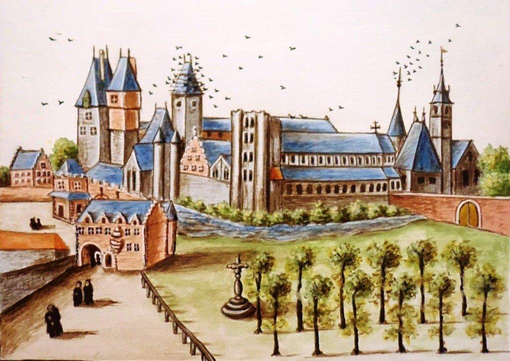 abbaye-de-st-amand-par-d.-lefevere dans sculpture