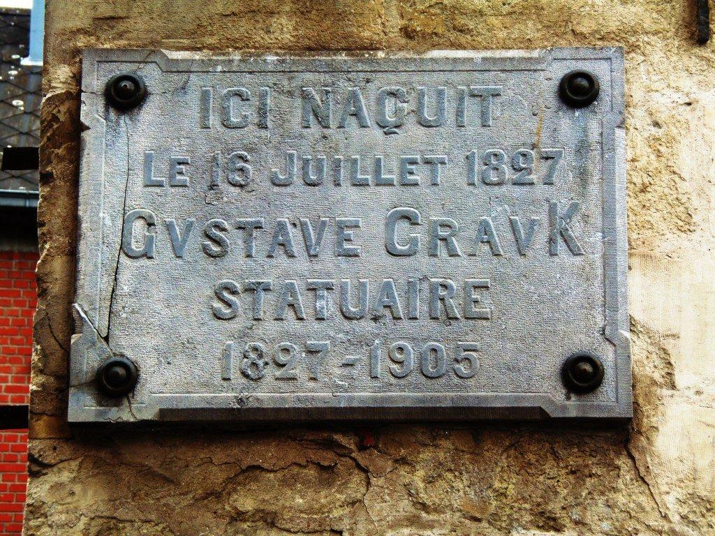 gustave-crauk-11-rue-des-maillets-valenciennes Watteau dans Valenciennes