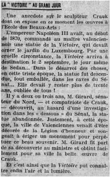 Messidor du 7 Février 1907-Source Bnf Gallica
