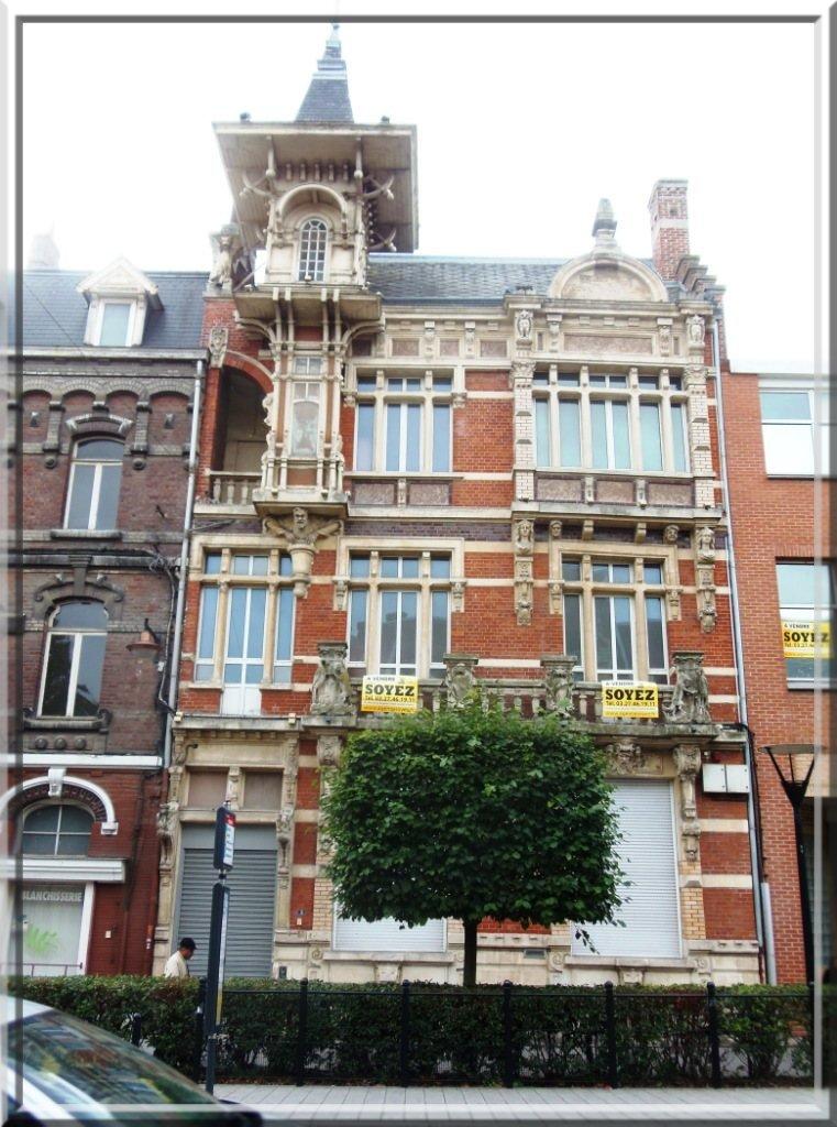 -5-Valenciennes : La maison de la fable dans architecture p9191457