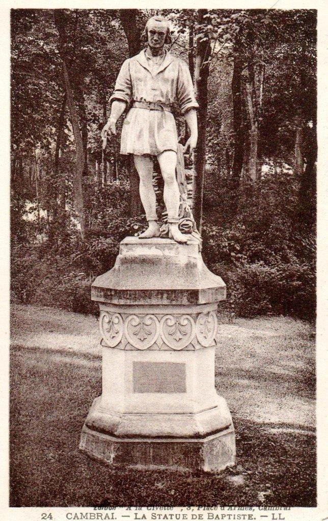 Baptiste de Cambrai
