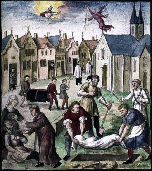 La peste à Valenciennes
