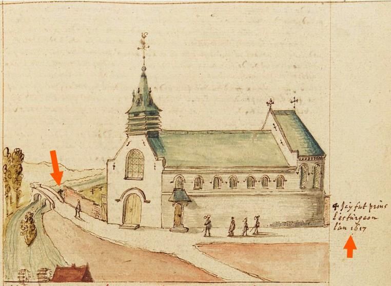 Eglise St Vaast