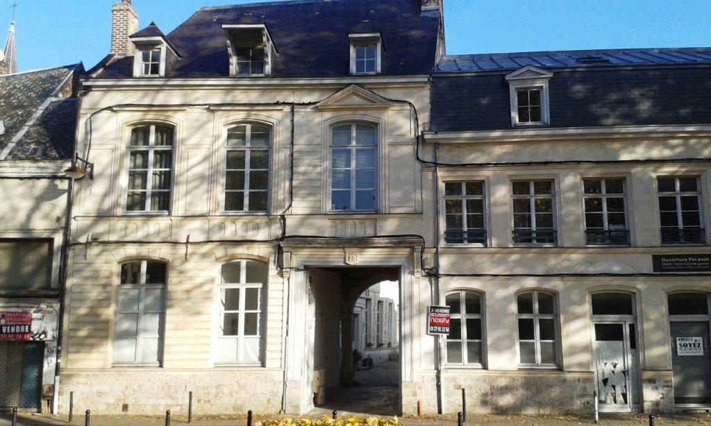 Hôtel Floréal dit Hôtel de Desfontaine de Frasnoy