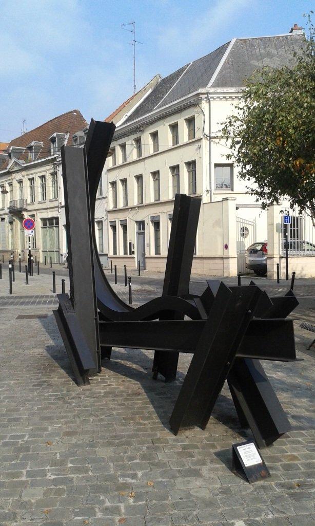 Juste Construction-Alain Valtat-Place du 8 Mai 1945-Valenciennes