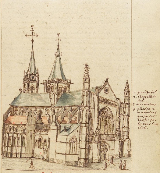 Notre Dame la grande BM
