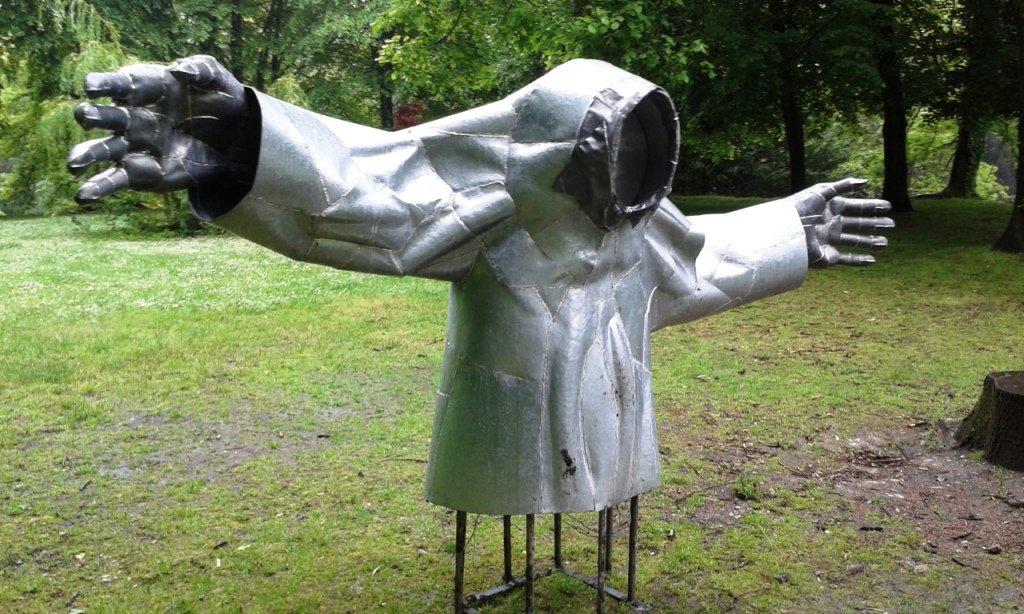 Le géant de fer- Claire Mehaddi