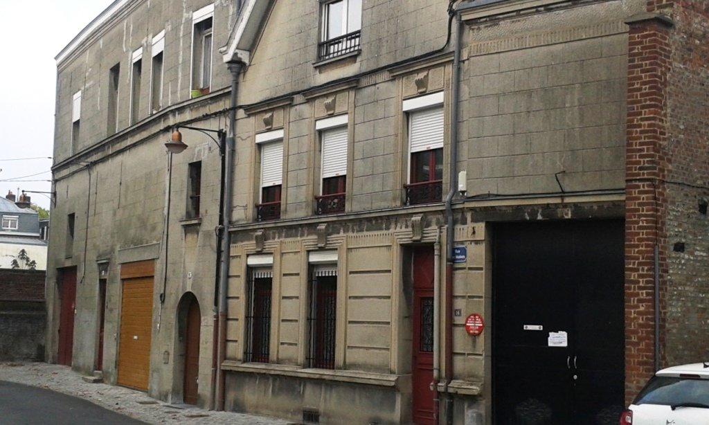 Ancienne brasserie de la rue des Maillets-Valenciennes